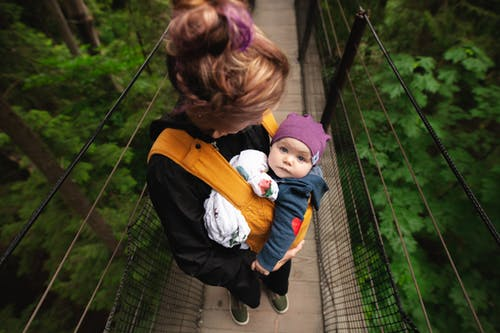 Keep Your Baby Safely With Perfect Baby Wearing